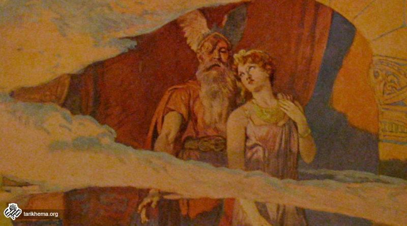 اُدین ، خدای ایزدان اسکاندیناوی