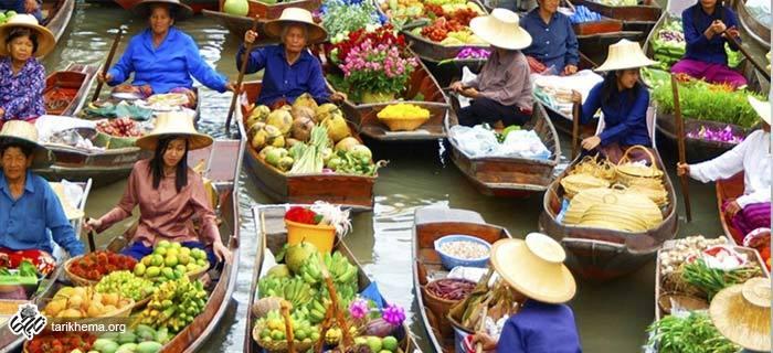 جاذبههای توریستی و تاریخی تایلند
