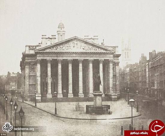 آرشیو پدر عکاسی بریتانیا در فضای مجازی