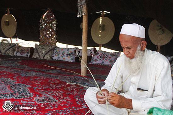 غفلت ازمعماری ۵هزارساله سیستان و بلوچستان/کپرنشینی نشانه فقر نیست