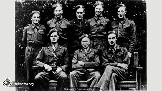 مدرسه مخفی آموزش مأموران جنگ جهانی دوم برای مبارزه با نازیها