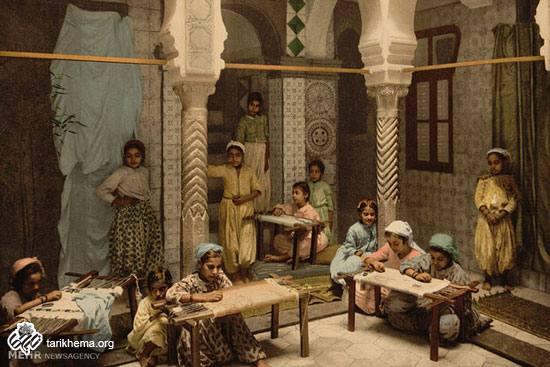 تصاویری جالب از از قرن 19 از قاره افریقا