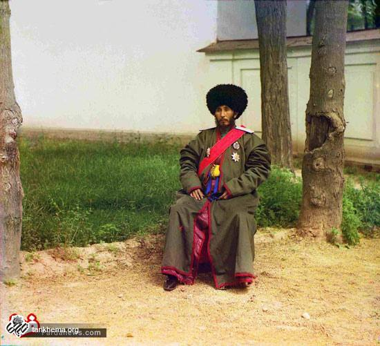 تصاویر رنگی جالب از امپراتوری روسیه