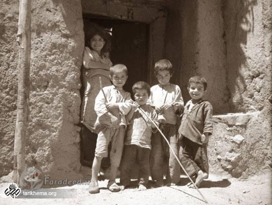 آلبوم نایاب از تهران در سالهای اشغال