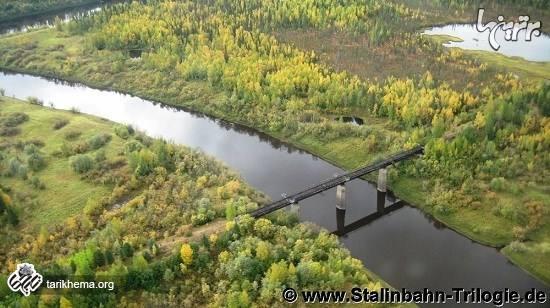 راه آهن مرگ استالین