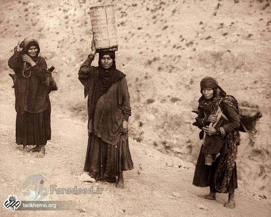 اولین استخراج نفت ایران در مسجد سلیمان