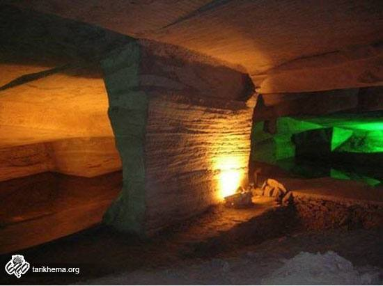 کشف غارهای لانگیو (Longyou Grottoes)