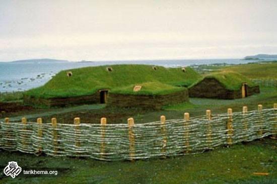 کشف مزارع آنس (L'Anse aux Meadows)