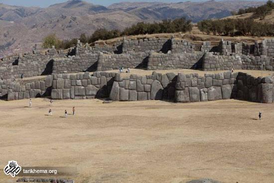 کشف ساکسایوامان (Saksaywaman)
