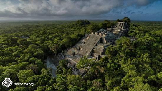 کشف تمدن گمشده مایا (Maya)