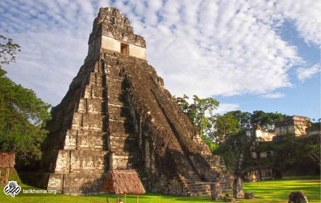 بنای تاریخی تیکال (Tikal)