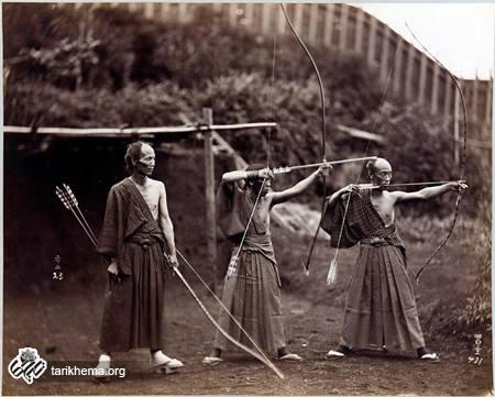 تاریخ سامورایی ها