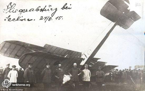 تصاویری از جنگ جهانی اول