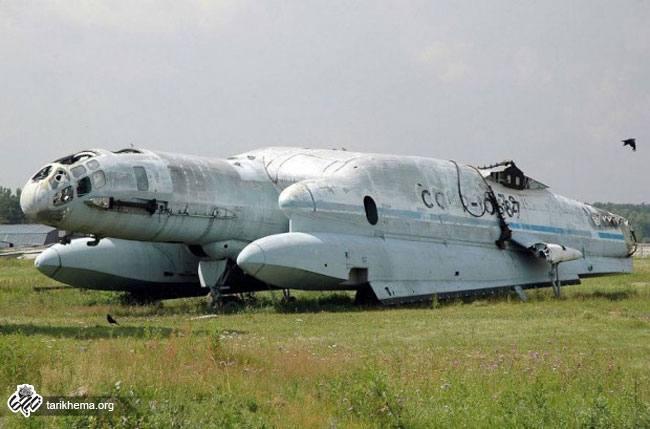هواپیمای VVA-14 اختراع نظامی شوروی سابق