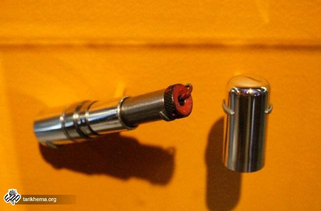 اسلحهی Lipstick Gun اختراع نظامی شوروی سابق