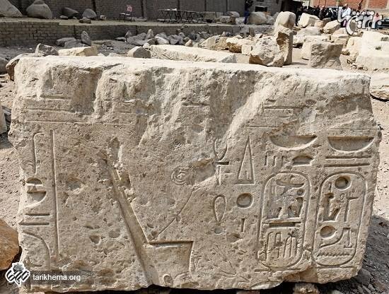 اکتشاف مجسمه 3000 ساله فرعون در قاهره