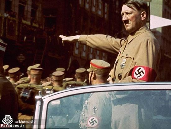 مرسدس شیطان، نماد نازیها / خودروی شخصی هیتلر