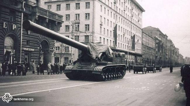 هویتزر خودکششی 2B1 Oka اختراع نظامی شوروی سابق