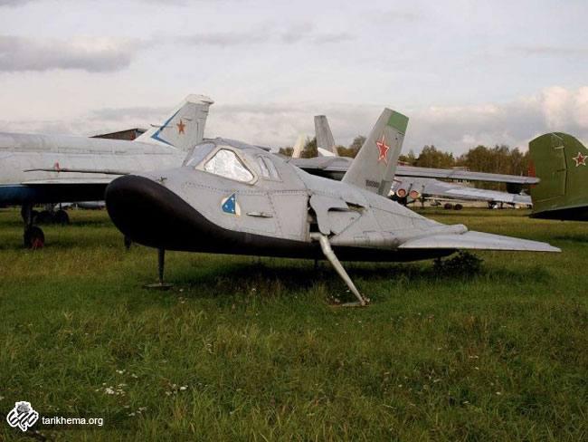 سفینه MiG-105 اختراع نظامی شوروی سابق