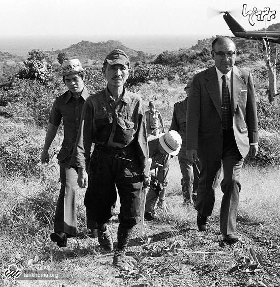 تسلیم نشدن سربازان ژاپنی