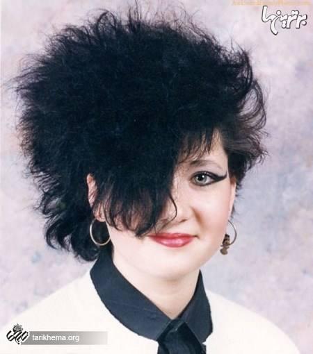 مدل موهای عجیب و خنده دار دهه 60 و 70