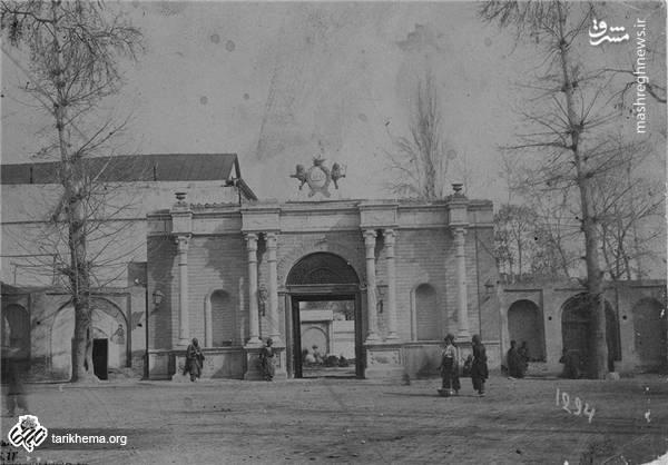 عکسهای تاریخی از طهران قدیم