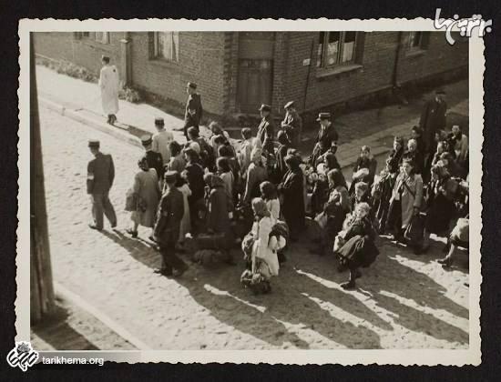 عکس های کمیابی که از دست نازی ها در امان ماندند