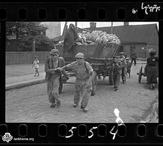 تصاویری کمیاب که از دست نازی ها در امان ماندند