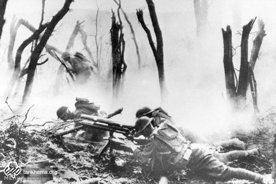 تصاویری جالب از ورود آمریکا به جنگ جهانی دوم