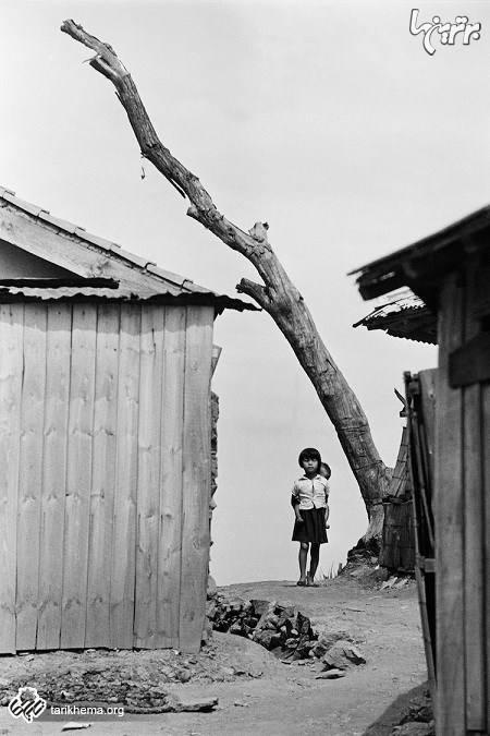 تصاویری از سئول پس از جنگ کره