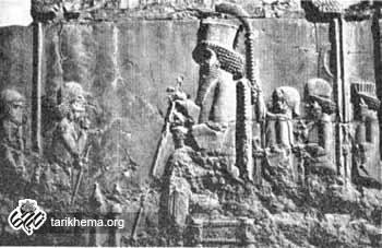 کشف شکل و چگونگی درفش پادشاهان هخامنشی
