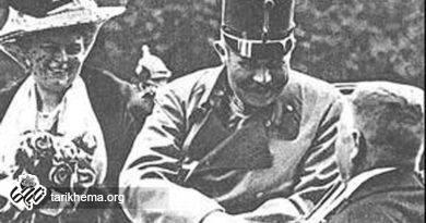 یاداشت های مظفرمالک سفیر اسبق ایران در آلمان غربی درباره جنگ جهانی اول