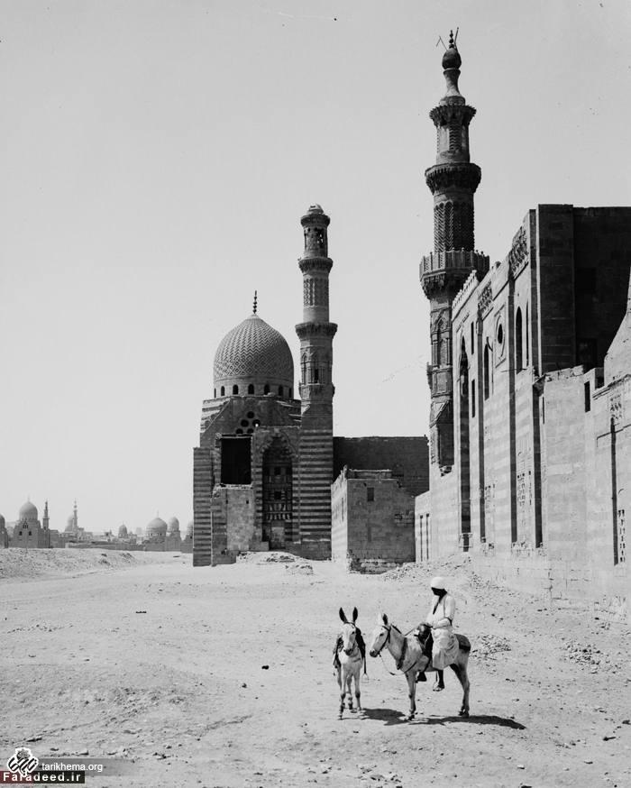 تصاویر قاهره در 115 سال قبل