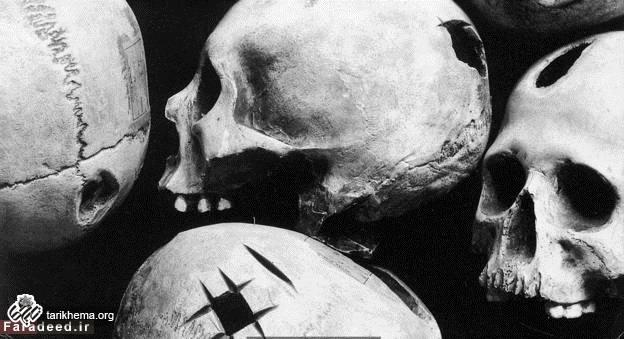 چرا اجدادمان مغزهای همدیگر را سوراخ میکردند؟!