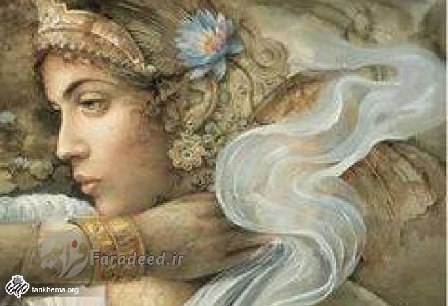 تمام زنان بیباک ایران باستان