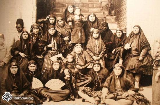آیا قاجاری ها چاق پسند بوده اند؟