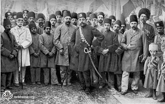 شکایت نامه های مردم در دوره قاجار