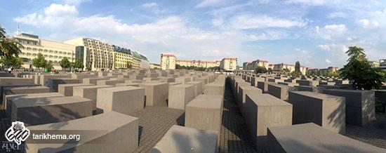 دیوار برلین میراث هیتلر