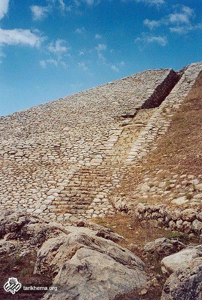 تمدن خاتوشا/ پایتخت امپراتوری هیتی