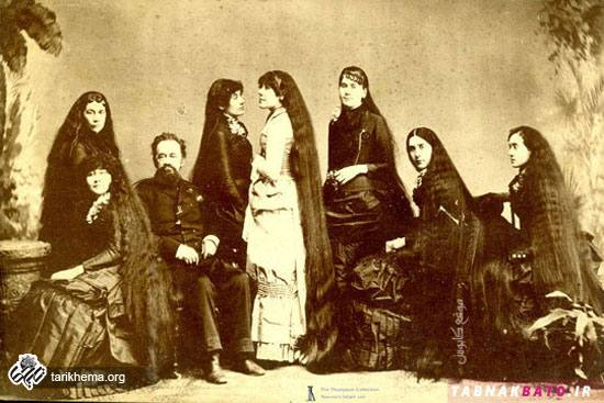 خواهران سوترلند اولین مدلهای سلبریتی امریکا