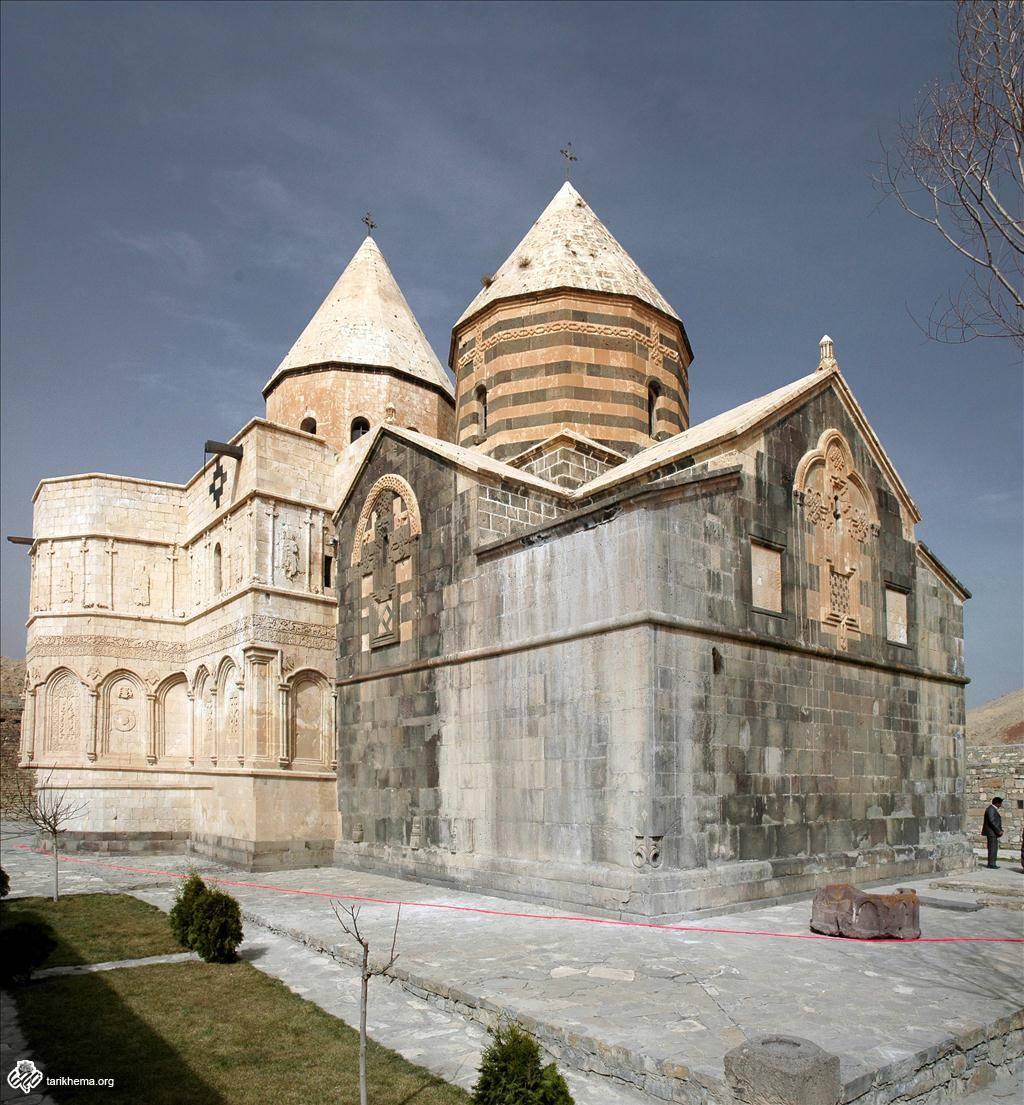 قدیمی ترین کلیسای جهان + تصاویر