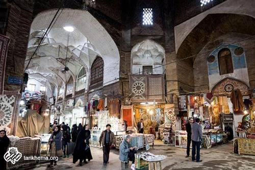 نقش آفرینی های سیاسی بازار در تاریخ معاصر ایران