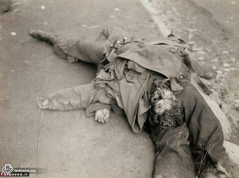 تصاویری از جنگ جهانی دوم ( 1 )