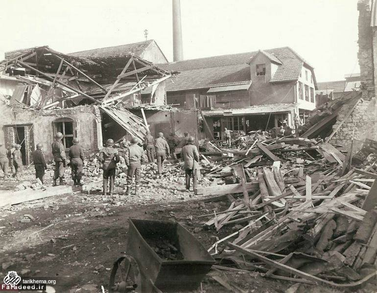 تصاویری از جنگ جهانی دوم ( 2 )