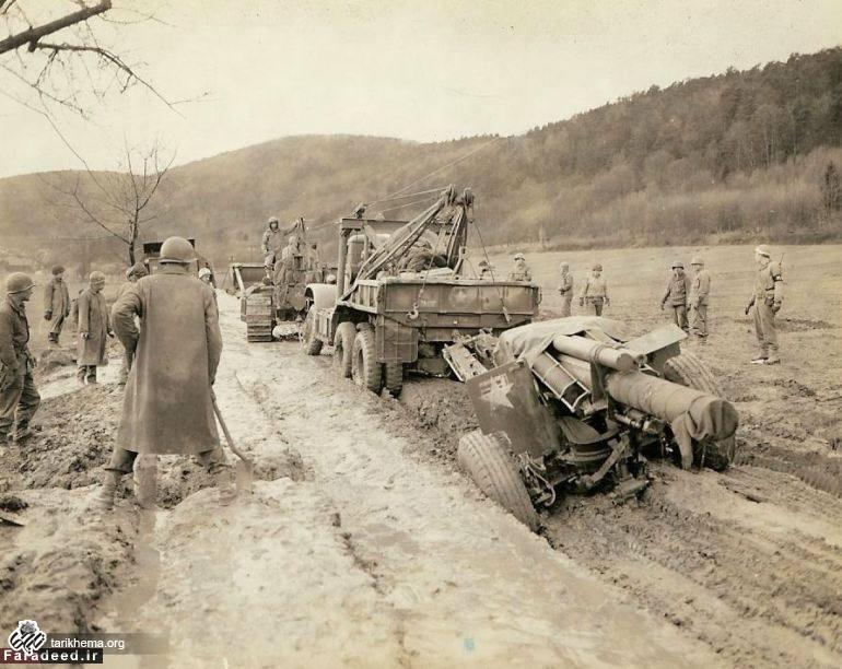 تصاویری از جنگ جهانی دوم ( 3 )