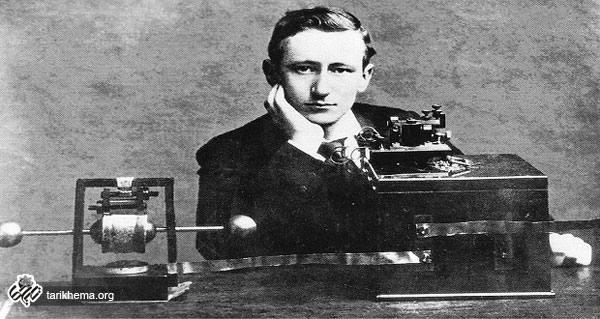 مخترع تلگراف بی سیم؛ دوران بیسیم، به جنگ پایان میدهد!