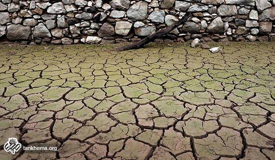 بیرون آمدن شهر مانسیلا دلا سیرا از زیر آب