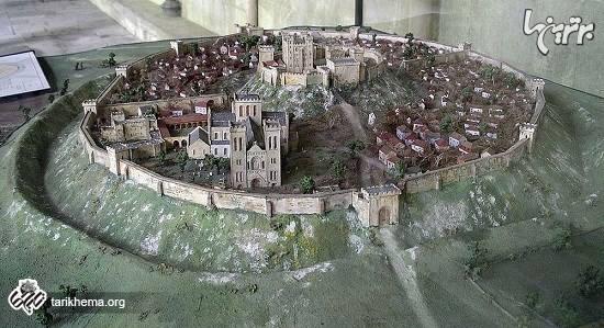 ساروم قدیم در سالزبری انگلستان