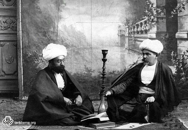 ماجرای عکس جنجالی ژوزف نوز وزیر خارجی مظفرالدین شاه