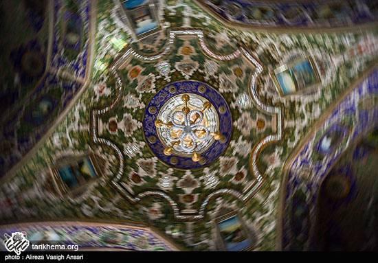 تصاویری از مقبره دختر امیرکبیر